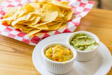 Chips & Salsa from Bodega Brew Pub in La Crosse, WI