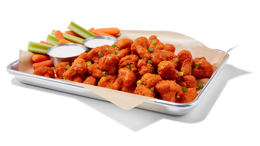 Cauliflower Wings from Buffalo Wild Wings - Wausau in Wausau, WI