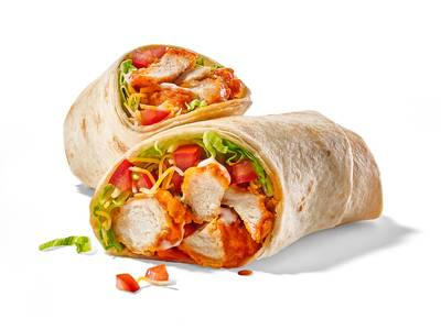 Buffalo Ranch Chicken Wrap from Buffalo Wild Wings (149) - Topeka in Topeka, KS