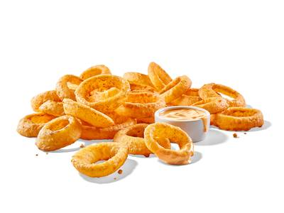 Regular Onion Rings from Buffalo Wild Wings (149) - Topeka in Topeka, KS