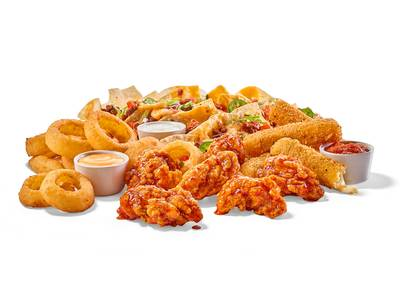 House Sampler from Buffalo Wild Wings (216) - Onalaska in Onalaska, WI