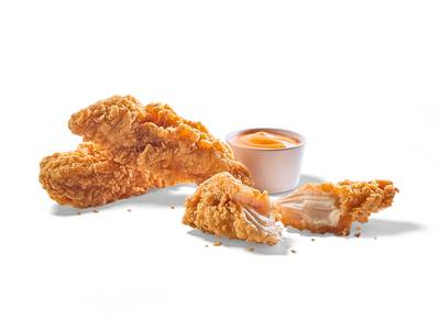 Kid's Chicken Tenders from Buffalo Wild Wings - Grand Chute (354) in Grand Chute, WI