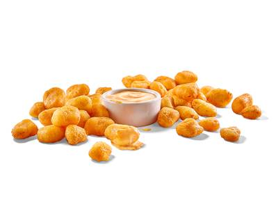 Large Cheddar Cheese Curds from Buffalo Wild Wings (65) - E Calumet Street in Appleton, WI