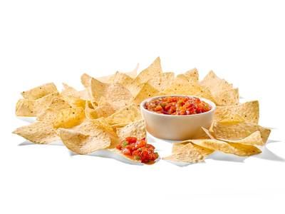 Chips and Salsa from Buffalo Wild Wings (65) - E Calumet Street in Appleton, WI