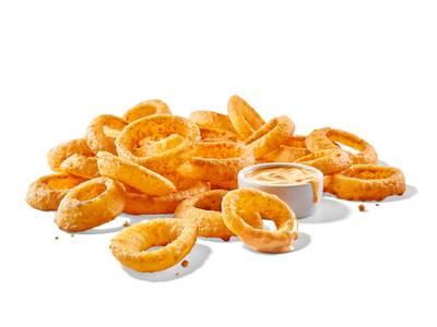 Regular Onion Rings from Buffalo Wild Wings (65) - E Calumet Street in Appleton, WI