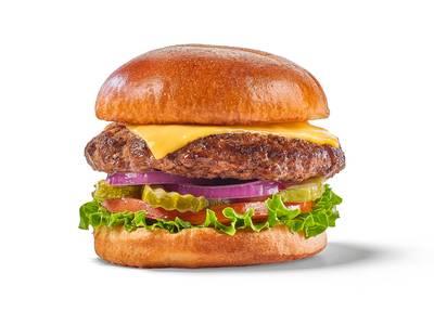 All-American Cheeseburger from Buffalo Wild Wings (74) - Manhattan in Manhattan, KS
