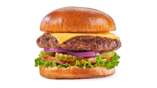 Single Cheeseburger from Buffalo Wild Wings (74) - Manhattan in Manhattan, KS