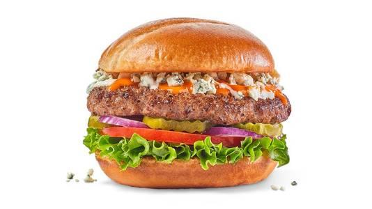Buffalo Blue Burger from Buffalo Wild Wings - Dubuque in Dubuque, IA