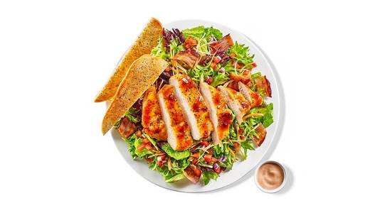 Honey BBQ Chicken Salad from Buffalo Wild Wings - Dubuque in Dubuque, IA