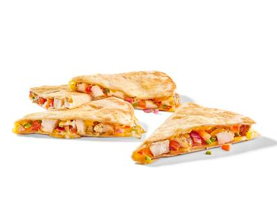 Chicken Quesadilla from Buffalo Wild Wings - East Towne Mall (413) in Madison, WI