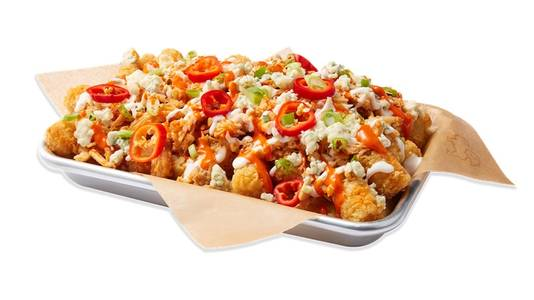 Buffalo Chicken Tots from Buffalo Wild Wings - Fitchburg (412) in Fitchburg, WI