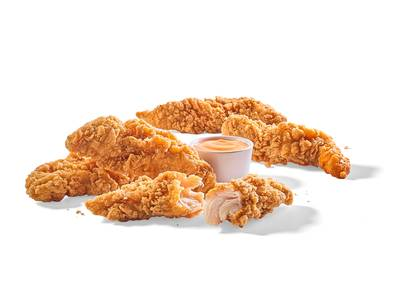 Hand-Breaded Tenders from Buffalo Wild Wings - Fitchburg (412) in Fitchburg, WI