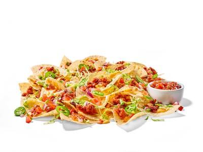 Ultimate Nachos from Buffalo Wild Wings - Fitchburg (412) in Fitchburg, WI
