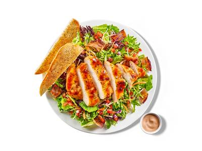 Honey BBQ Chicken Salad from Buffalo Wild Wings - Lawrence (522) in Lawrence, KS