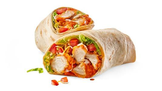 Buffalo Ranch Chicken Wrap from Buffalo Wild Wings - Milwaukee S 27th St in Milwaukee, WI