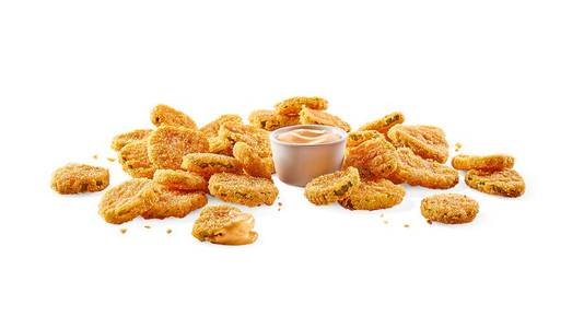 Fried Pickles from Buffalo Wild Wings - Milwaukee Water St in Milwaukee, WI