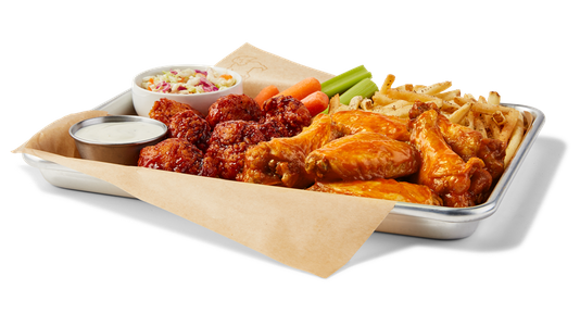 Traditional and Boneless Wings Combo from Buffalo Wild Wings (149) - Topeka in Topeka, KS
