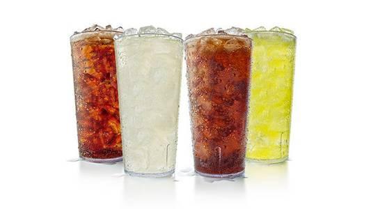 32 oz. Soda from Buffalo Wild Wings - Wausau in Wausau, WI