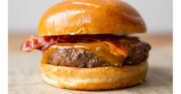 3. Bacon Cheeseburger from Burger N Buns in Forest Grove, OR
