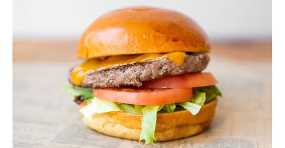 6. Merts Basic Burger from Burger N Buns in Forest Grove, OR