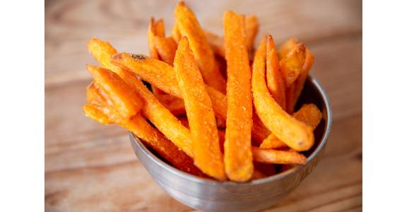 Sweet Fries from Burger N Buns in Forest Grove, OR