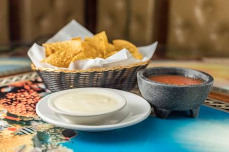 Cheese Dip from Casa Vallarta Mexican Restaurant in Eau Claire, WI