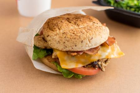 #7 Grilled Chicken Club from Chick-fil-A - West Towne in Madison, WI
