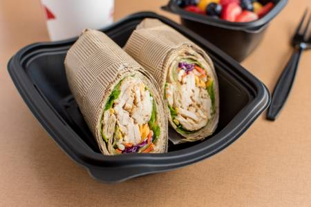 Delivery Grilled Chicken Cool Wrap from Chick-fil-A in Colonial Heights, VA