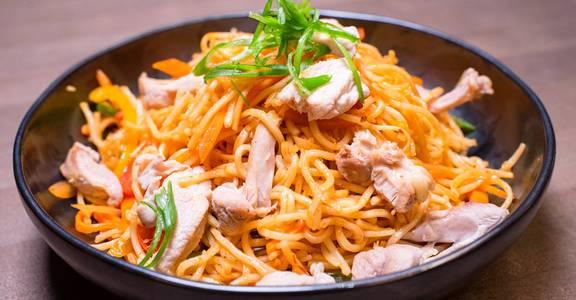 Chicken Hakka Noodles from Chopsey - Pan Asian Kitchen in Philadelphia, PA
