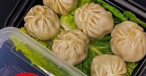 Chicken Momo's (6 Pcs) from Chopsey - Pan Asian Kitchen in Philadelphia, PA
