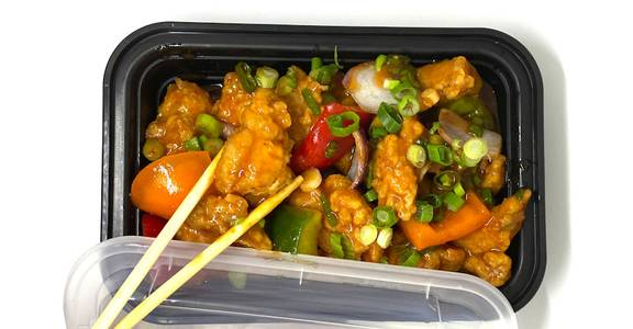 Chilli Chicken from Chopsey - Pan Asian Kitchen in Philadelphia, PA
