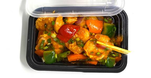 Chilli Shrimp from Chopsey - Pan Asian Kitchen in Philadelphia, PA