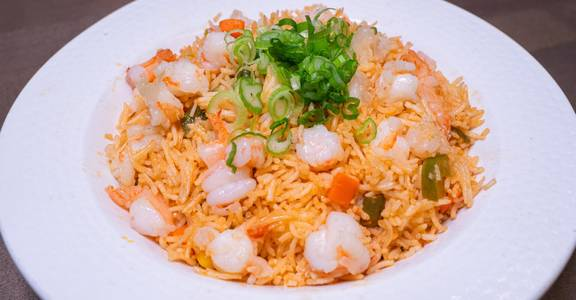 Shrimp Fried Rice from Chopsey - Pan Asian Kitchen in Philadelphia, PA