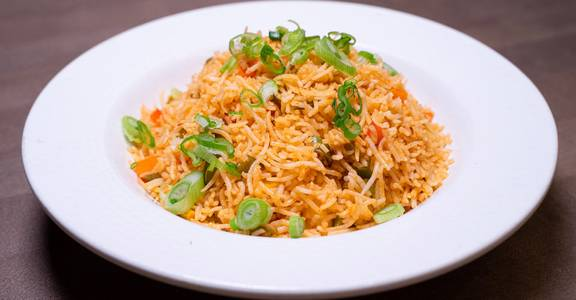 Vegetable Fried Rice from Chopsey - Pan Asian Kitchen in Philadelphia, PA