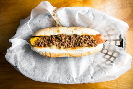 Richmond Original Dog from City Dogs - The Fan in Richmond, VA