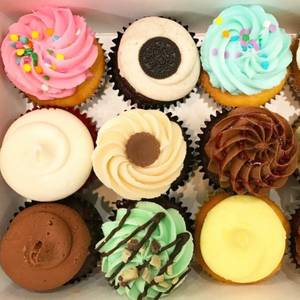 Cake Cupcakes from Classy Girl Cupcakes - Jefferson St in Milwaukee, WI