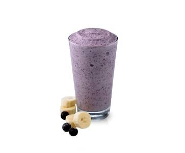 Blueberry Banana Smoothie from Cold Stone Creamery - Green Bay in Green Bay, WI