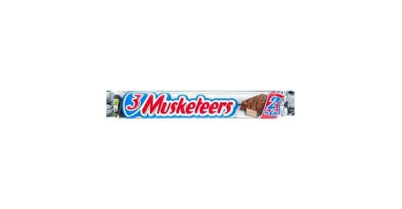 3 Musketeers Chocolate Sharing Size Candy Bars Box (3.28 oz) from CVS - SW Wanamaker Rd in Topeka, KS