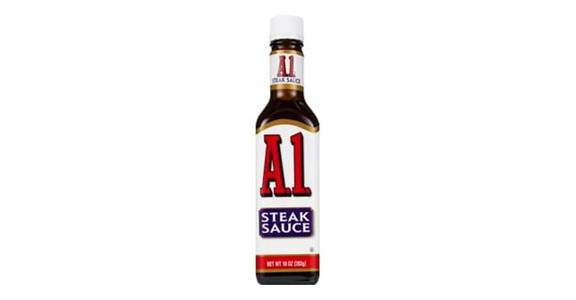 A.1. Steak Sauce (10 oz) from CVS - SW Wanamaker Rd in Topeka, KS