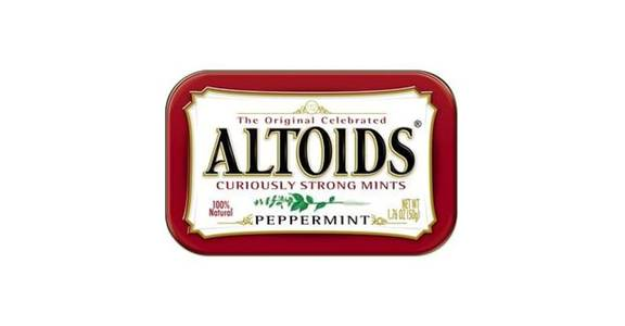 Altoids Mints Peppermint (1.76 oz) from CVS - SW Wanamaker Rd in Topeka, KS