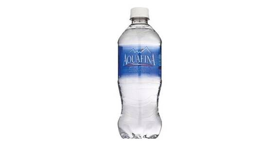 Aquafina Purified Drinking Water (20 oz) from CVS - SW Wanamaker Rd in Topeka, KS