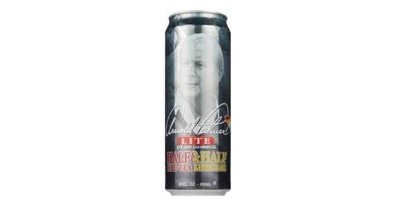 Arizona Arnold Palmer Lite Half & Half Iced Tea Lemonade (23 oz) from CVS - SW Wanamaker Rd in Topeka, KS