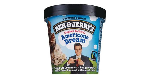 Ben & Jerry's Americone Dream (1 pint) from CVS - SW Wanamaker Rd in Topeka, KS