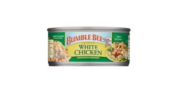 Bumble Bee Premium White Chicken (5 oz) from CVS - SW Wanamaker Rd in Topeka, KS