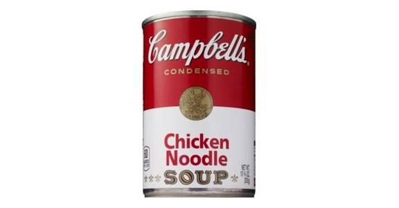 Campbell's Chicken Noodle Soup (10.75 oz) from CVS - SW Wanamaker Rd in Topeka, KS