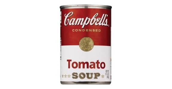 Campbell's Tomato Soup (10.75 oz) from CVS - SW Wanamaker Rd in Topeka, KS