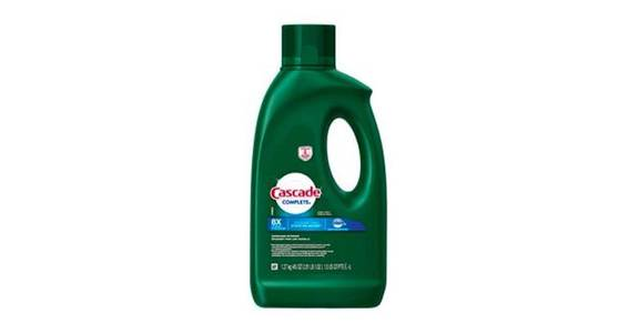 Cascade Complete Gel Dishwasher Detergent Fresh (75 oz) from CVS - SW Wanamaker Rd in Topeka, KS