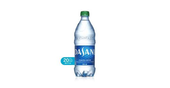 Dasani Purified Water (20 oz) from CVS - SW Wanamaker Rd in Topeka, KS