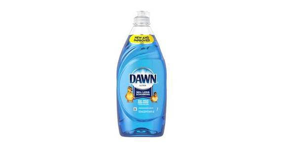Dawn Ultra Dishwashing Liquid Dish Soap Original Scent (19.4 oz) from CVS - SW Wanamaker Rd in Topeka, KS