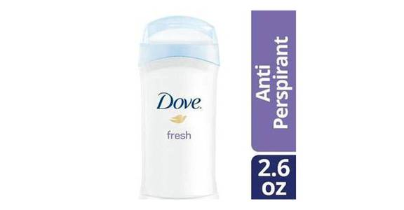 Dove Fresh Antiperspirant Deodorant (2.6 oz) from CVS - SW Wanamaker Rd in Topeka, KS